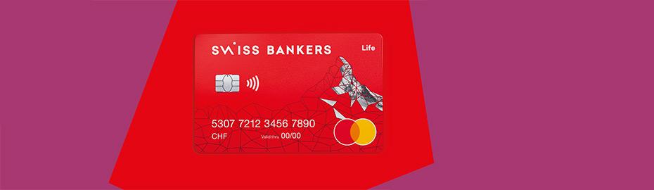 Kreditkarte in Schweizer Franken