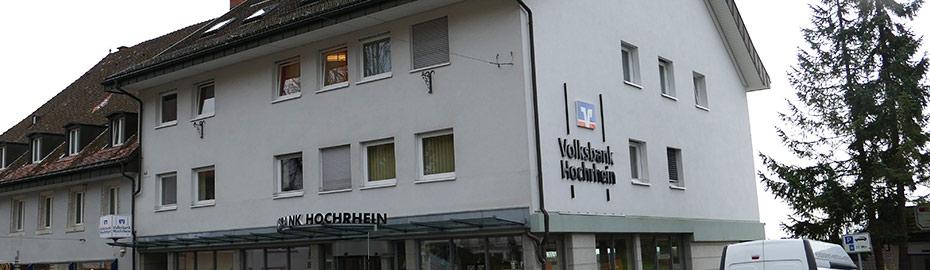 Volksbank Hochrhein Bonndorf