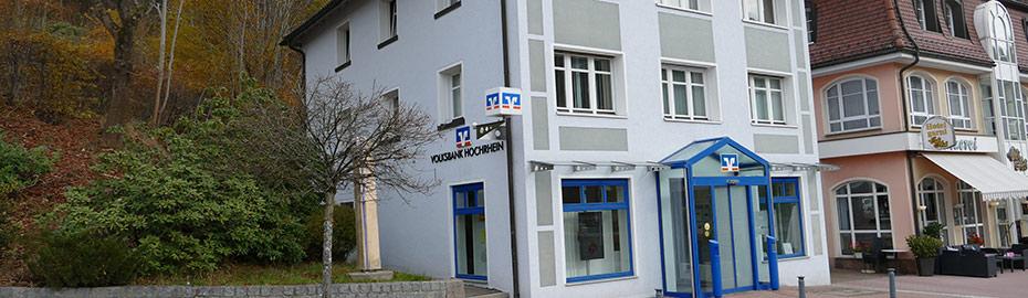 Volksbank Hochrhein St. Blasien
